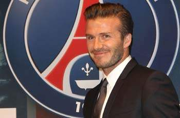 Beckham signs deal with Paris St.-Germain until end of 2012-13 season