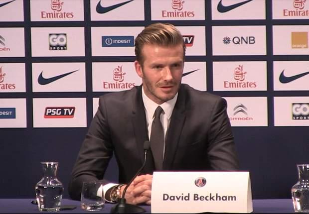 VIDEO - Beckham, du rêve à la réalité