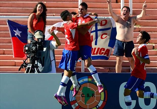 Los rivales de Chile en Turquía