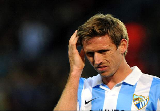 Pellegrini: Monreal sale a blow for Malaga