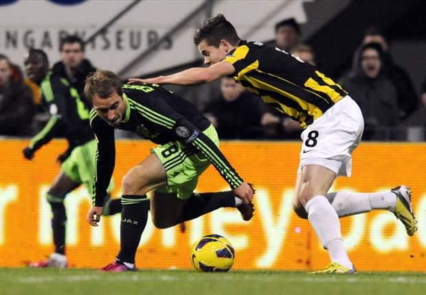 Zoete wraak Ajax op slap Vitesse