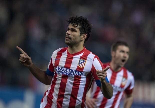 Atlético vecht zich langs Betis Sevilla