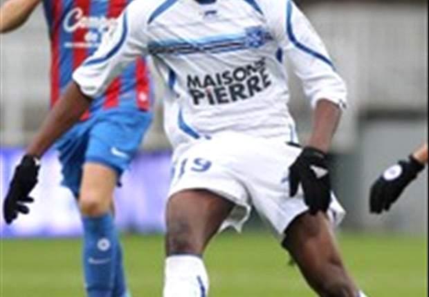 """Ligue 2, AJA - Sanogo : """"Je savoure"""""""