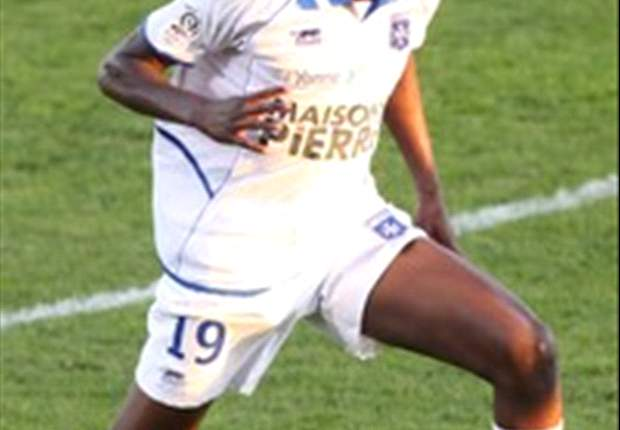 Ligue 2, AJA - Sanogo out pour 10 jours