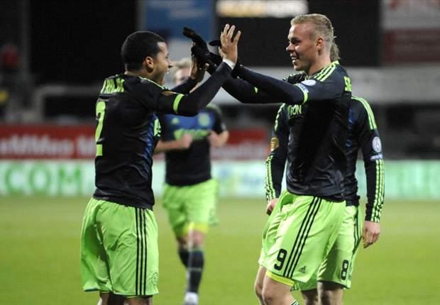 Ajax met Lukoki, zonder Sigthorsson