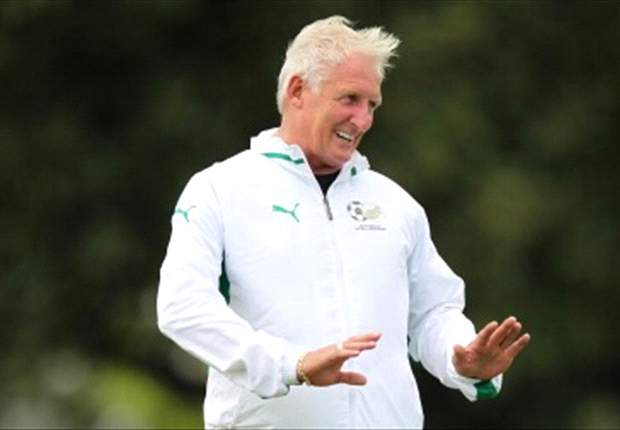 Igesund: No need for South African players to go overseas
