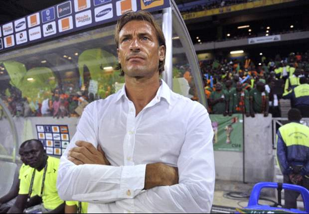 Zambia coach Herve Renard leaves post before Brazil clash