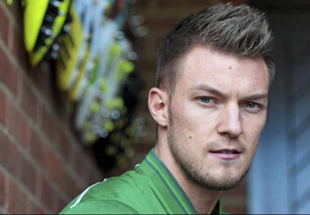 Norwich City winger Anthony Pilkington committed to Irish cause