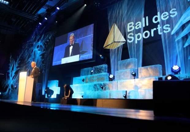 Mercedes-Benz unterstützt Ball des Sports