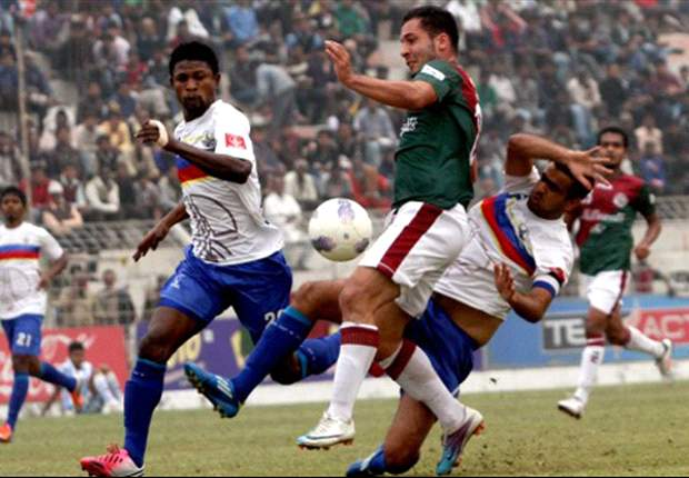 Mohun Bagan 3-1 ONGC FC: Odafa's return sparks the Mariners to their first win
