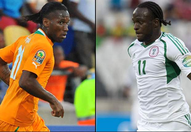Cote d'Ivoire 1-2 Nigeria: Super Eagles upset Elephants to earn Afcon semi-final clash with Mali