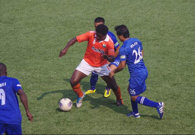 Sporting Clube de Goa 1-0 Churchill Brothers SC: Ten-man Red Machines slip-up in title race
