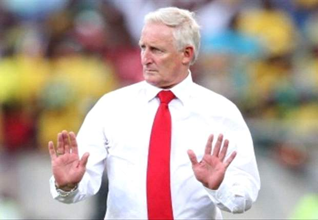 My boys gave everything they had - Gordon Igesund praises South African team despite their dramatic penalty loss against Mali
