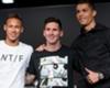 ¿Neymar, el recambio de CR7?