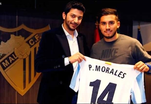 """Pedro Morales: """"Vengo a un equipo grande a quedarme mucho tiempo"""""""
