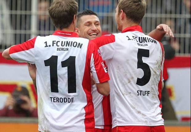 Union fegt Sandhausen weg, Bochum verschenkt zweimal die Führung