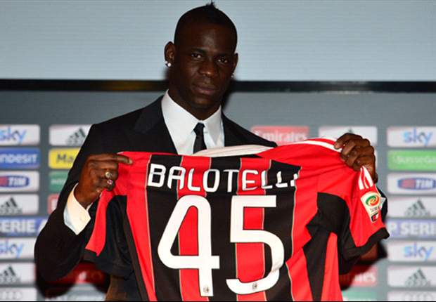 I have always wanted to play for Milan, says Balotelli