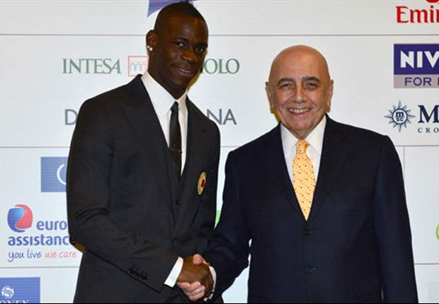 AC Milan is having a great season, says Galliani