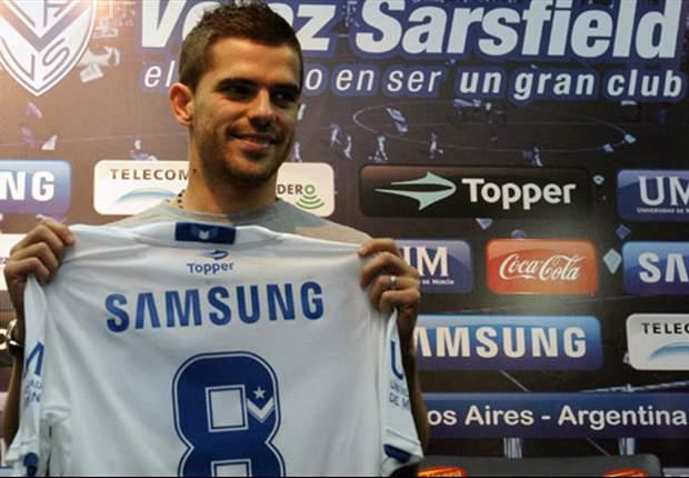 """Gago no Vélez: """"Estou muito feliz"""""""
