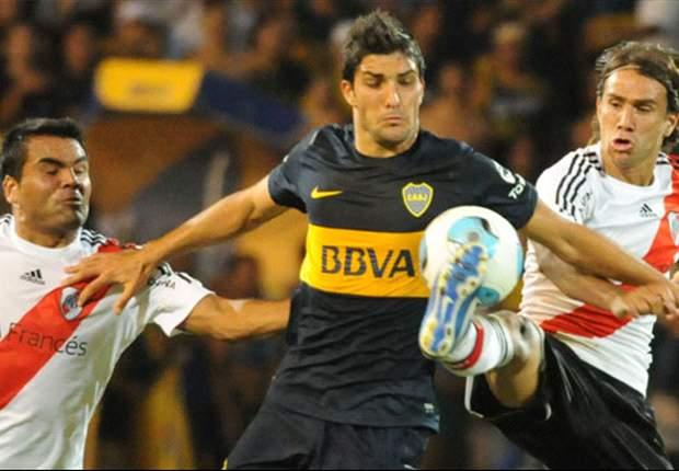 """Nicolás Blandi: """"No me siento el tercer nueve"""""""