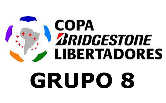 Copa Libertadores - Grupo 8