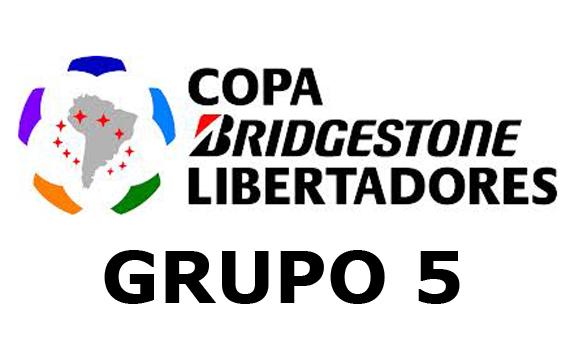 Copa Libertadores - Grupo 5