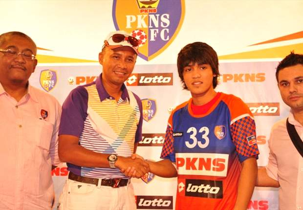 Nazmi Faiz: I've always been a fan of PKNS FC