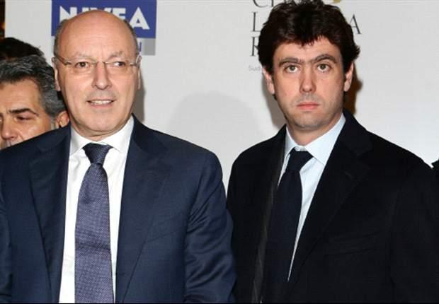 """Conte e Marotta studiano il Napoli, dirigente sicuro: """"Se la Juventus gioca cattiva è difficile agguantarci"""""""
