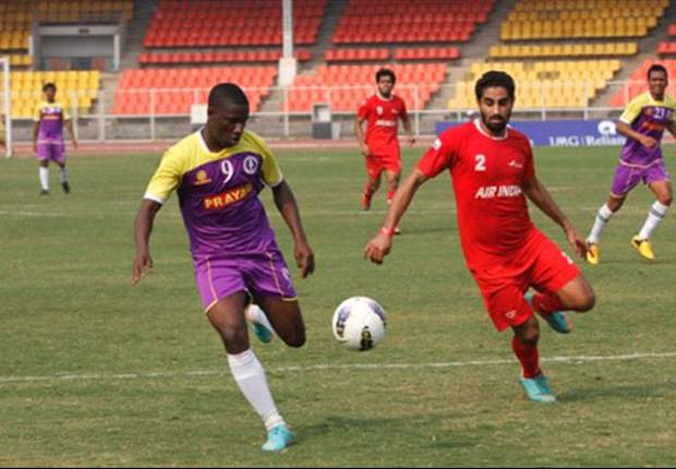 Air India 1-4 Prayag United SC: CK Vineeth inspires Eelco Schattorie's side to a win