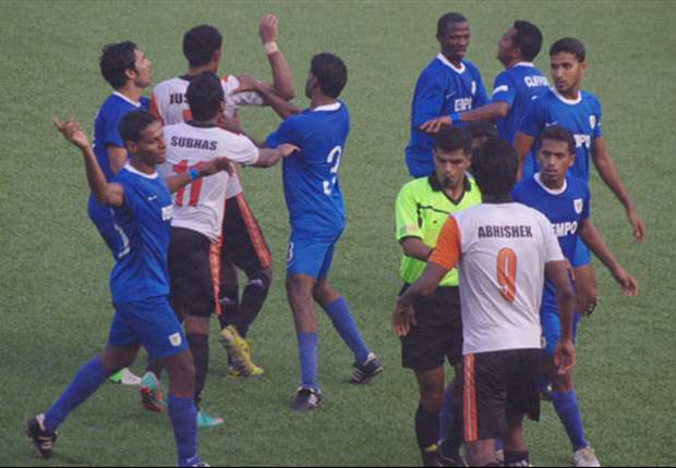 Dempo SC 2-2 Mumbai FC: The Goan side snatch a point in a controversial draw