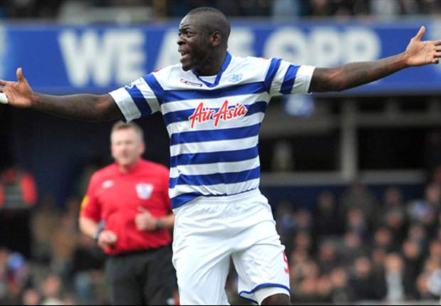 QPR defender Samba vows to stop Van Persie during Manchester United clash