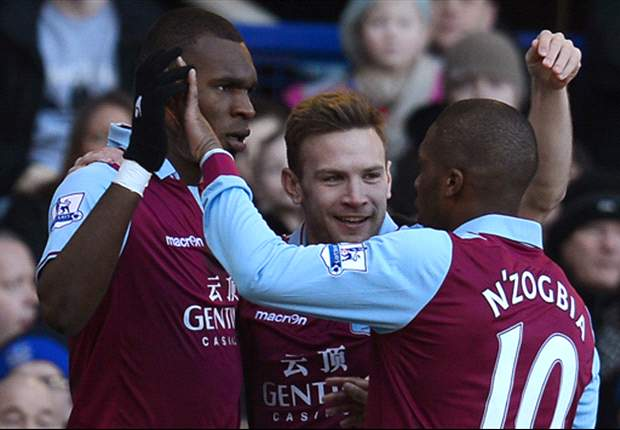 Aston Villa - West Ham United: Back Benteke to raise Villa's spirits
