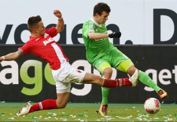 VfL Wolfsburg: Ivan Perisic wieder im Training