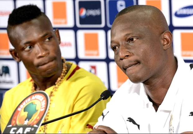 Kwesi Appiah delighted with Ghana's performance against impressive Cape Verde