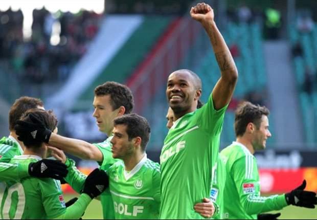 1:1 in Wolfsburg: Augsburg bleibt in der Rückrunde ungeschlagen