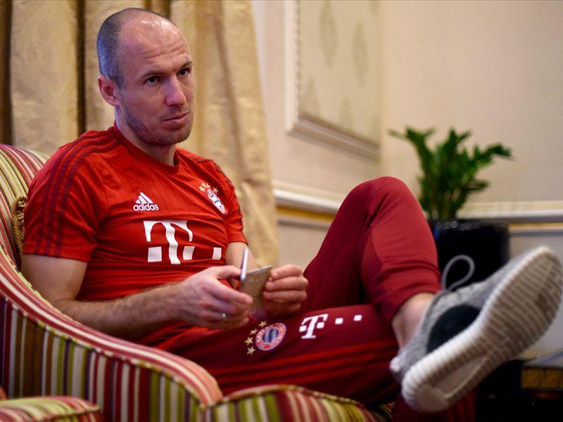 Robben as Ballon d'Or winner?! Just ask Pakistan