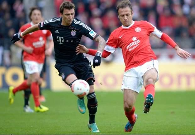 Bayern Munich Gasak Mainz Tiga Gol Tanpa Balas