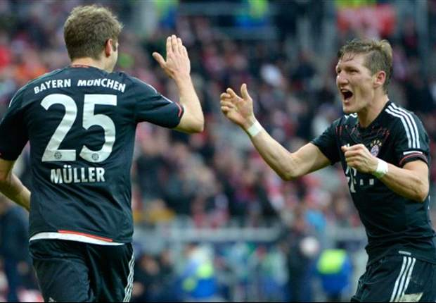 "Philipp Lahm über Bundesliga Top-Scorer Thomas Müller: ""Ein absoluter Top-Spieler"""