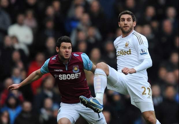 Ángel Rangel renueva tres años con el Swansea, y sueña con más