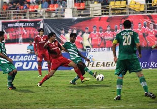 Pune FC 0-2 Salgaocar FC – Ten-Man Red Lizards slump to another loss