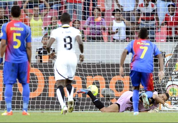 Ghana 2-0 Cape Verde: Wakaso's double powers Black Stars to book Afcon semi-final spot