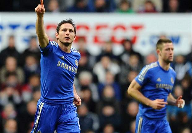 Enjoy him while he's here: Frank Lampard
