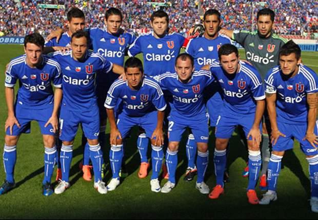 U. de Chile se estrena frente a Dep. Lara