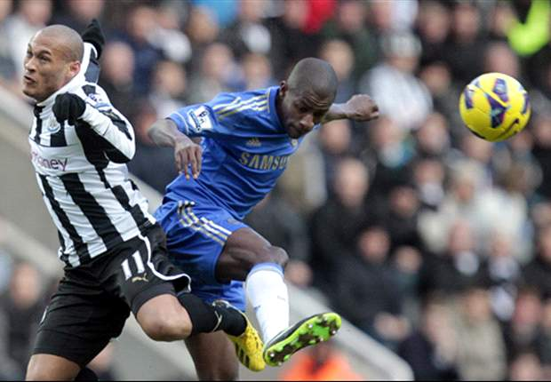 ANG - Sissoko bourreau de Chelsea