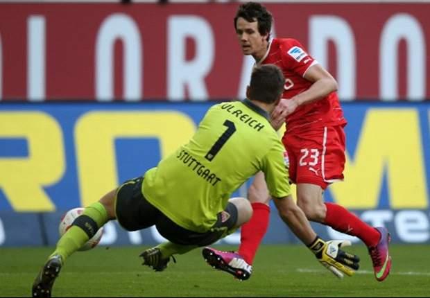 Stuttgart verliert auch in Düsseldorf und bleibt 2013 punktlos