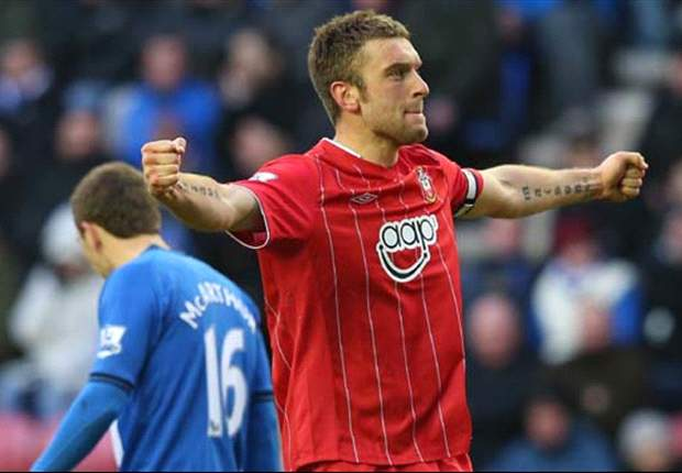 Southampton striker Lambert disappointed after England squad omission