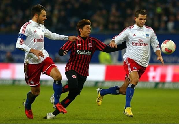 Dua Gol Srdjan Lakic Bungkam Hamburg SV