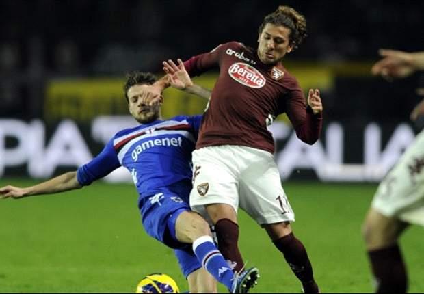 Torino en Sampdoria laten punten liggen