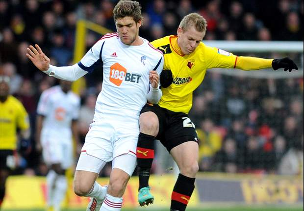 Football League Round-up: Watford move into second place and Bristol climb off the bottom of the Championship