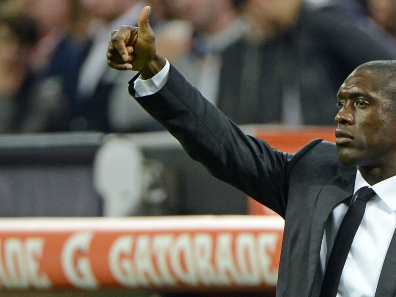 Is Clarence Seedorf doomed to fail with Cameroon?